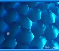 水立方系列晶钢门贴膜