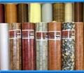 PVC波音软片木纹纸