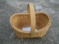 木片船形篮子