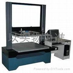 微电脑纸箱抗压试验机