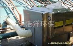 污水处理厂除臭UV光解净化设备