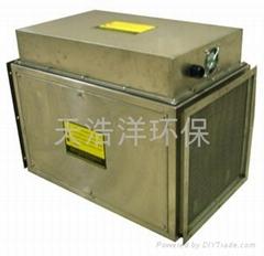 皮革厂废气UV光解设备