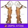 Modern Stone Figure Carving Sculptures
