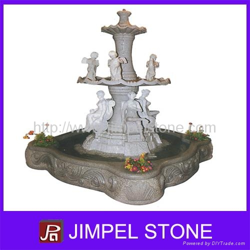 Natural Stone Water Fountain 1