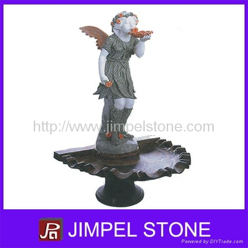 Natural Stone Water Fountain 4