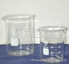 供應 玻璃燒杯