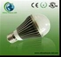 LED bulb (dimmable, RGB, SMD, DIP,