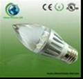 LED Candle light (dimmable, RGB, SMD,