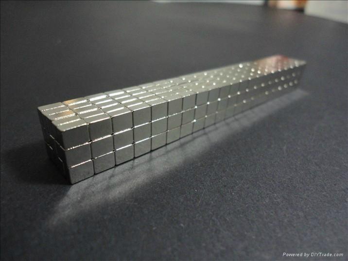 強力釹鐵硼磁鐵磁鋼 1