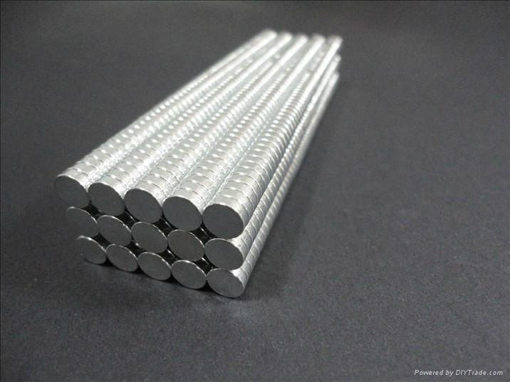 強力釹鐵硼磁鐵磁鋼 2