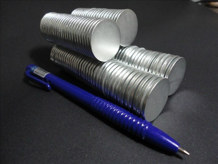 強力釹鐵硼磁鐵磁鋼 4
