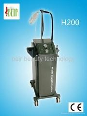 H200 water oxygen jetpeel(beauty equipment)
