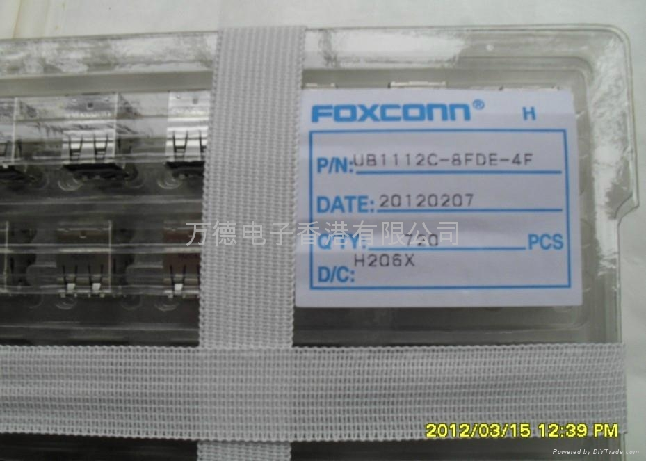 FOXCONN CONNECTOR 4