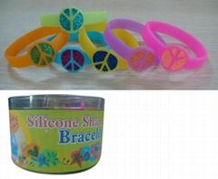New fashion Silicone Bracelet