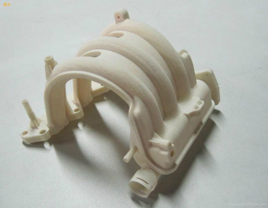 激光快速成型手板模型 1