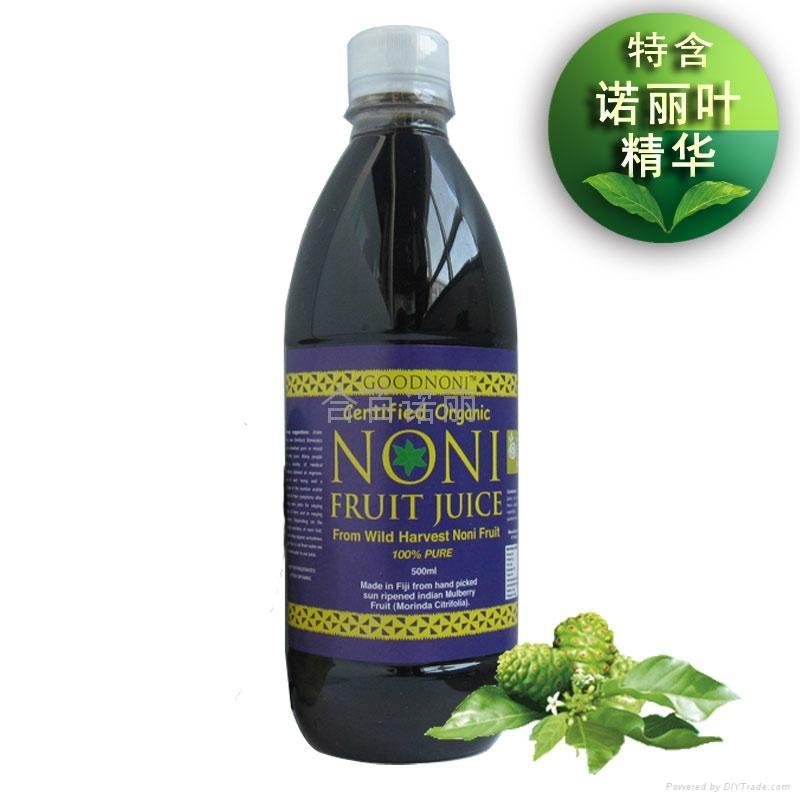 诺丽果汁(含叶子精华) 1