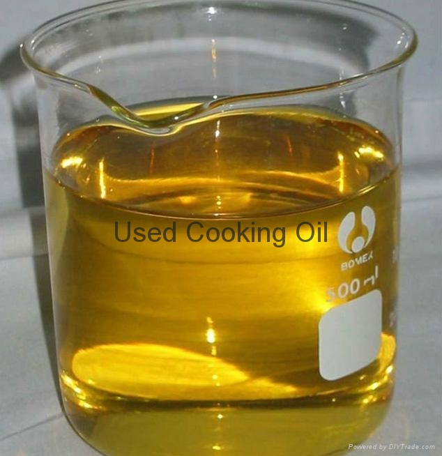 Used Cooking Oil 2