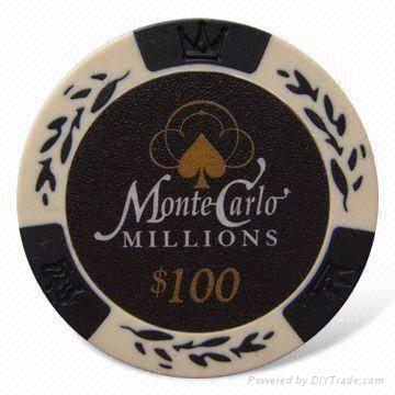 Poker chip  3