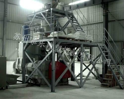 橡塑造粒机 4