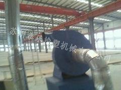 橡膠硫磺母料造粒機