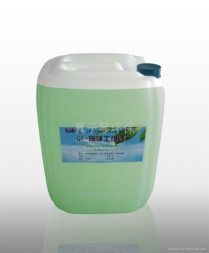 喷淋塔吸收液吸收净化 1