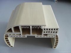木塑環保門框C型門套