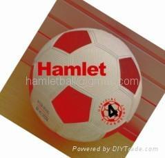 rubber football 3