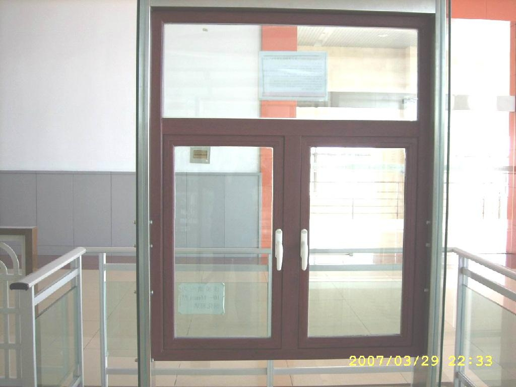 Thermal break and soundproof aluminum casement window for Thermal windows