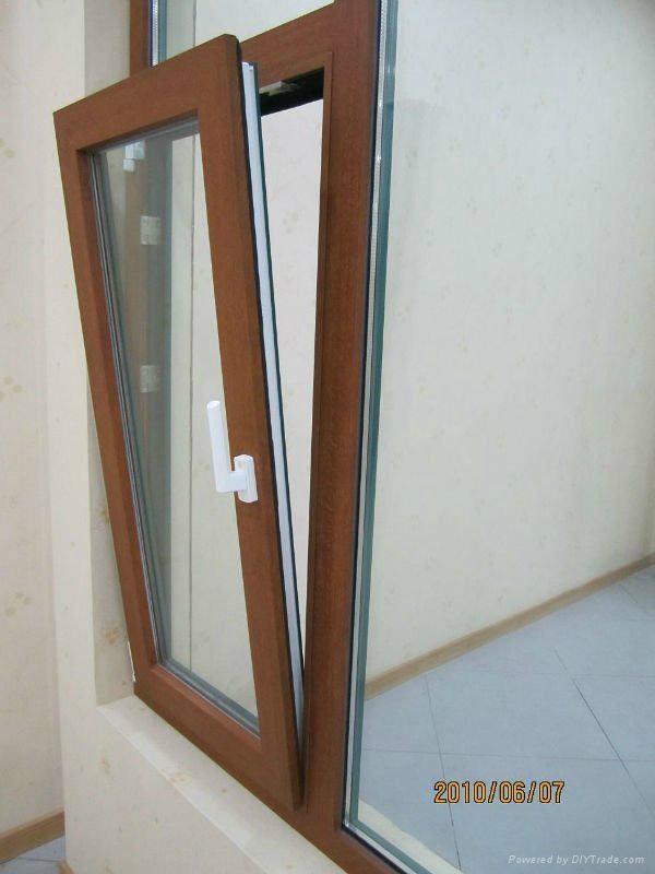 Tilt and turn window sendpro china manufacturer for Aluminum window manufacturers