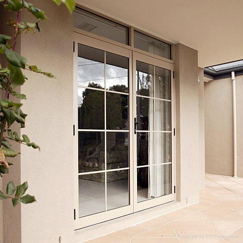 Various types of doors with grille designs sendpro for Types of patio doors