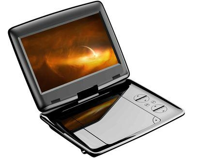 7 inch hot sale portable dvd player with tv tuner 2