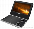 9 inch portable dvd player with newest