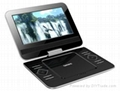 hot sale 9 inch portable dvd player with