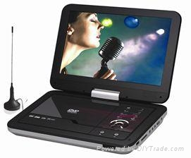 best & cheap portable dvd player with tv tuner 1