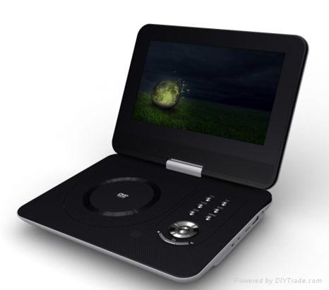super wholesale 9 inch portable dvd player 1