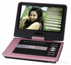 portable dvd player of popular type