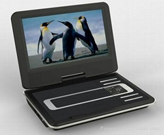 Newest 9 inch portable dvd players