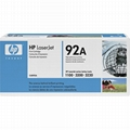 HP LaserJet C4092A Black Print Cartridge