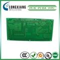Lead-free HASL 2-Layer pcb, LPI solder