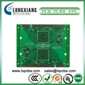 Blue mask 2-layer pcb factory
