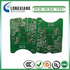 ENIG 2-layer pcb fast prototype