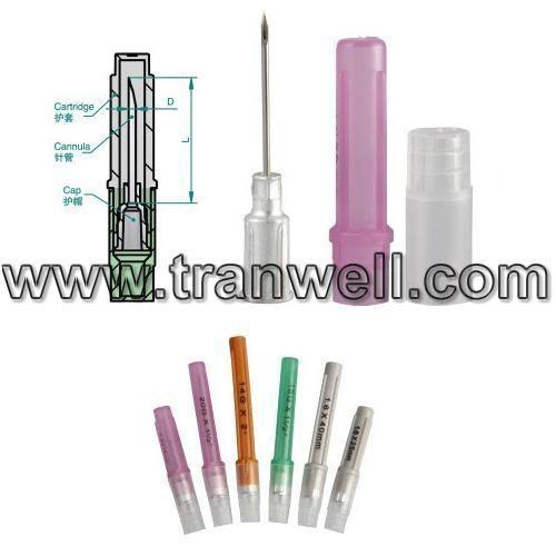 Aluminum Hub Needle 1