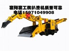 LW-120型 轮轨式斜井专用型