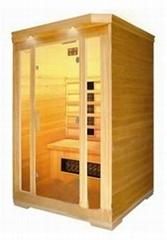 Far infrared sauna room(2 person)