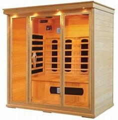 (4 person)Far Infrared Sauna Room
