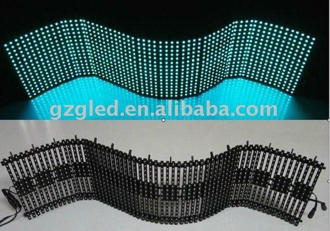 P20 Fulll color LED Flexible display outdoor & indoor 2