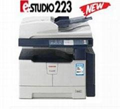 廣州東芝複印機e-223