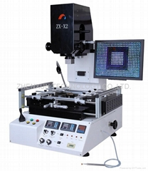 ZX-X2 reballing machine soldering optic alignment easy operate repair motherboar
