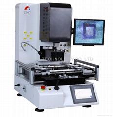 Hot sale!Optical alignment ZX-X7 bga rework machine,hot air smd rework station