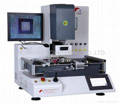 Semi-auto optical alignment ZX-1000C bga rework station